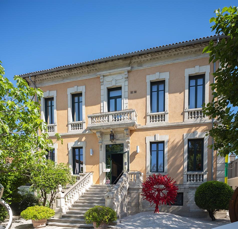 La Fondation Villa Datris